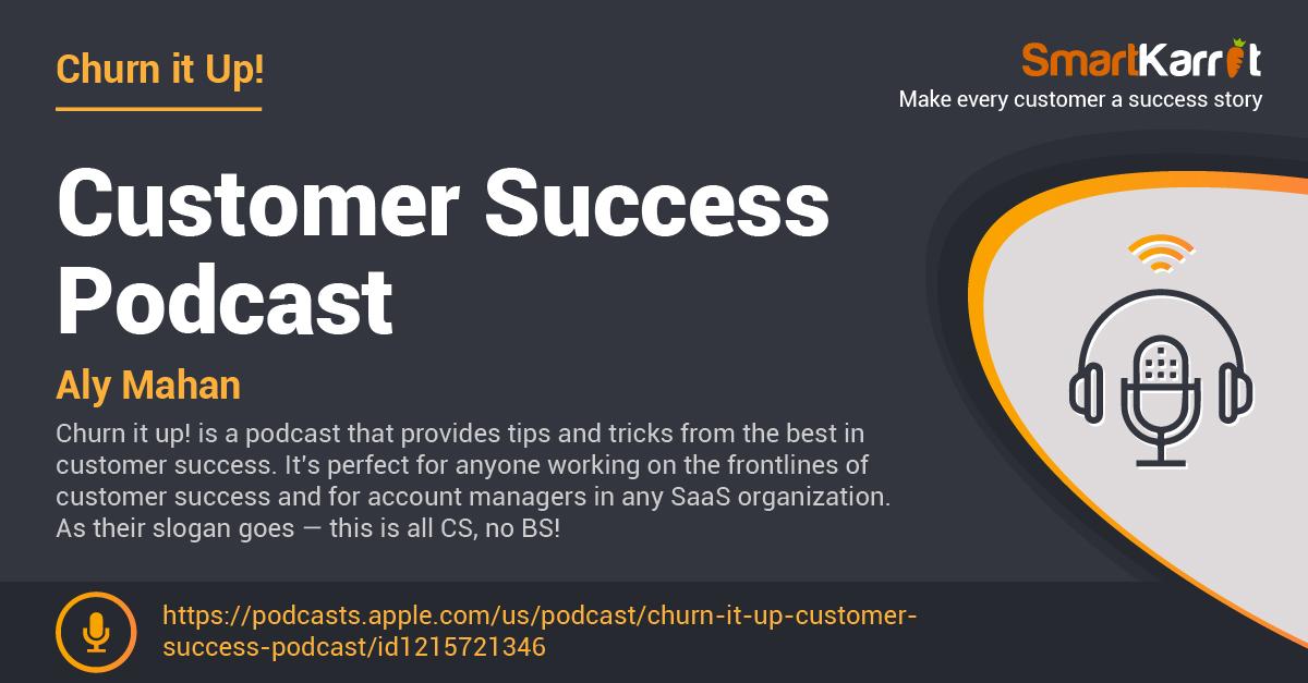 Customer Success podcasts