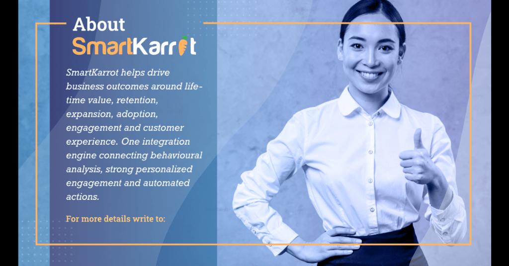 SmartKarrot customer success survey