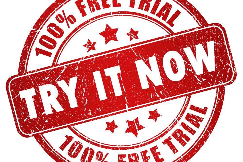 saas free trial